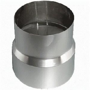 Переходник дымохода ф230*200мм-1мм